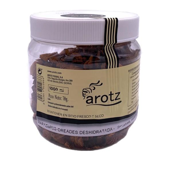 getrocknete Nelken-Schwindling Pilze - Speisepilze der Spitzenklasse aus Spanien - in Scheiben- 70 g