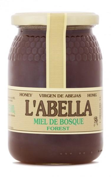 Waldhonig aus Spanien - Premium Qualität - reines Naturprodukt - kaltgeschleudert - aus Honigtau