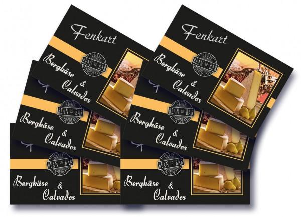 "Bergkäse Mit Calvados Schokolade 1x 80g - Fenkart Schokoladengenuss - ""Bean to Bar"" Schokolade"