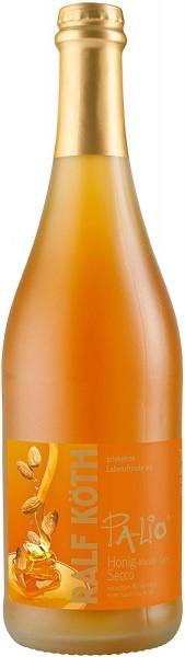 Palio - Honig-Mandel-Salz-Secco 0,75l - Fruchtiger Perlwein - Prämiert aus Deutschland