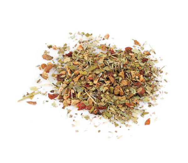 Vitalis - Kräutertee Vital & Relax Wellness Tea 1000g Lose verpackt - Tee von Vitalis Dr. Joseph