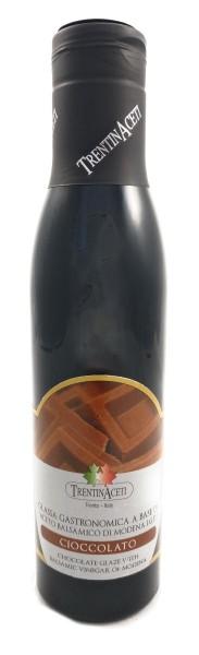 Schokoladen Balsamico - Balsamico Creme mit Aroma aus Italien - 300 ml - Aceto Balsamico Di Modena