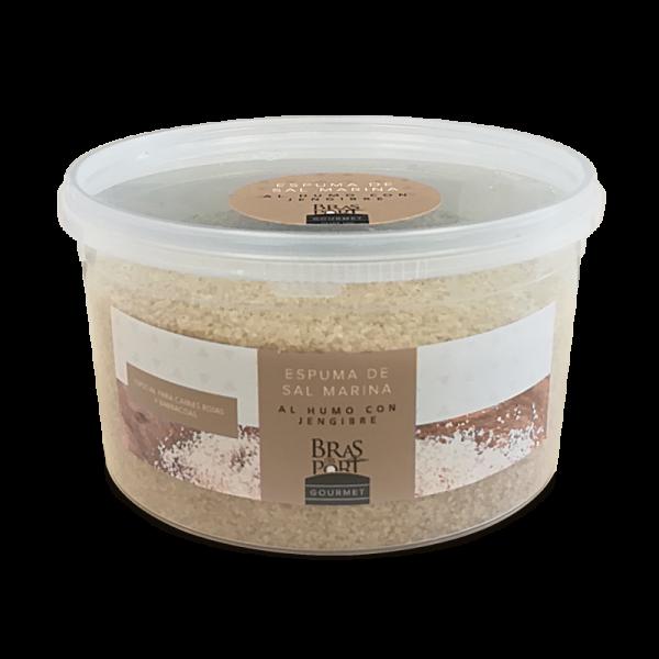 Meersalz Schaum- Espuma de Sal aus Spanien- mit Ingwer Geschmack- 100 % natürlich- Naturpark Salinas