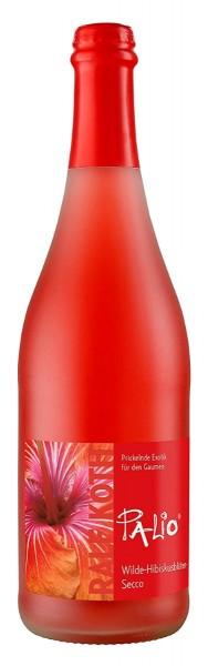 Palio - Wilde Hibiskusblüte Secco 0,75l - Fruchtiger Perlwein - Prämiert aus Deutschland