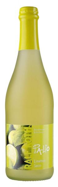 Palio - Limette Secco 0,75l - Fruchtiger Perlwein - Prämiert aus Deutschland