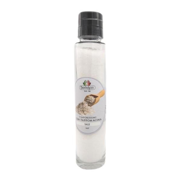 Italienische Salzmühle - Sale - höchste Qualität - 290g - Reines Salz