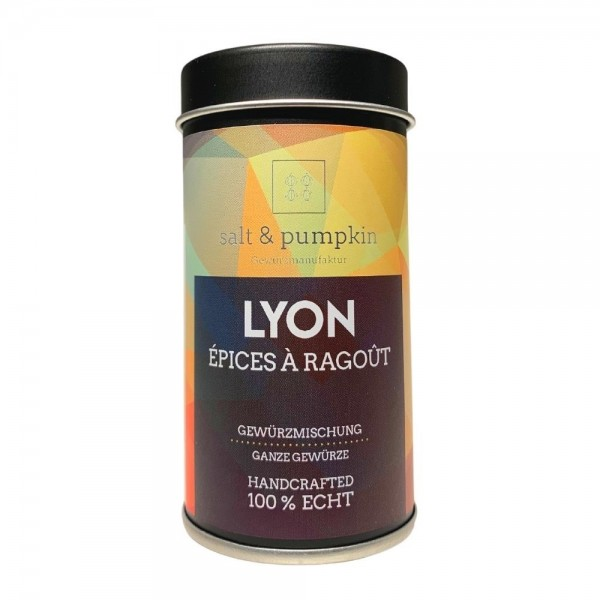 salt & pumpkin LYON 16g, ÉPICES À RAGOÛT