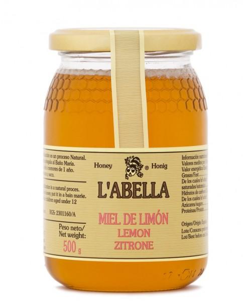 Zitronenblütenhonig aus Spanien - Zitronenhonig - Premium Qualität- Naturprodukt
