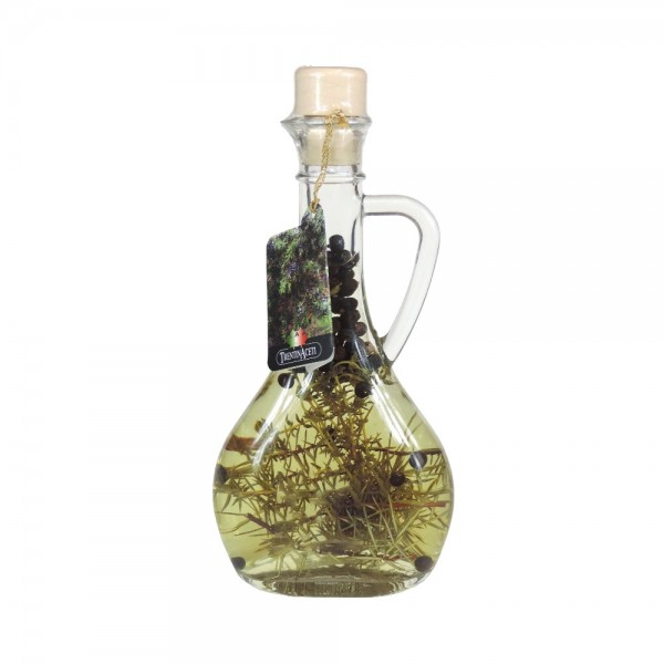 Alpenkräuteressig - Weißweinessig mit Aroma - Alpenkräuter Essig aus Italien - TrentinAcetia - 250 ml