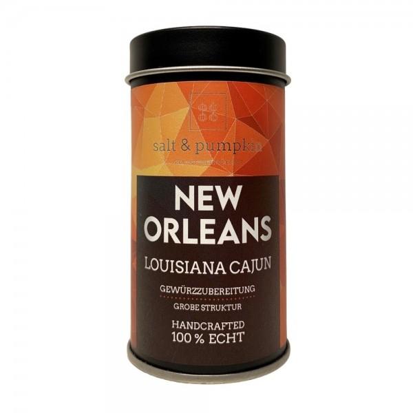 salt & pumpkin NEW ORLEANS 50g, ideal für die Kreolischen- und der Cajun-Küche