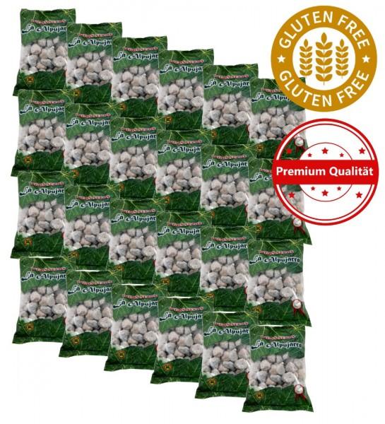 Getrocknete Feigen aus Spanien - Premiumqualität - 100 % natürlich - Glutenfrei - 24 x 500 g - 12 Kg