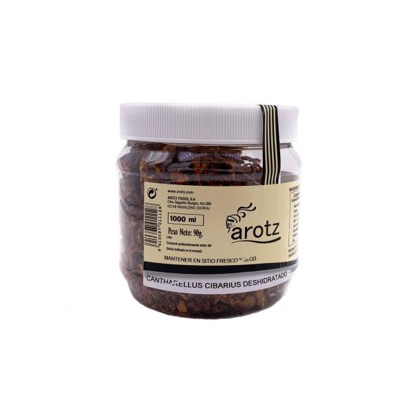 getrocknete wilde Pfifferlinge - Speisepilze der Spitzenklasse aus Spanien - in Scheiben - 90 g