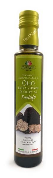Extra Natives Olivenöl mit natürlichen Trüffelaroma aus Italien - höchste Qualität - 250 ml