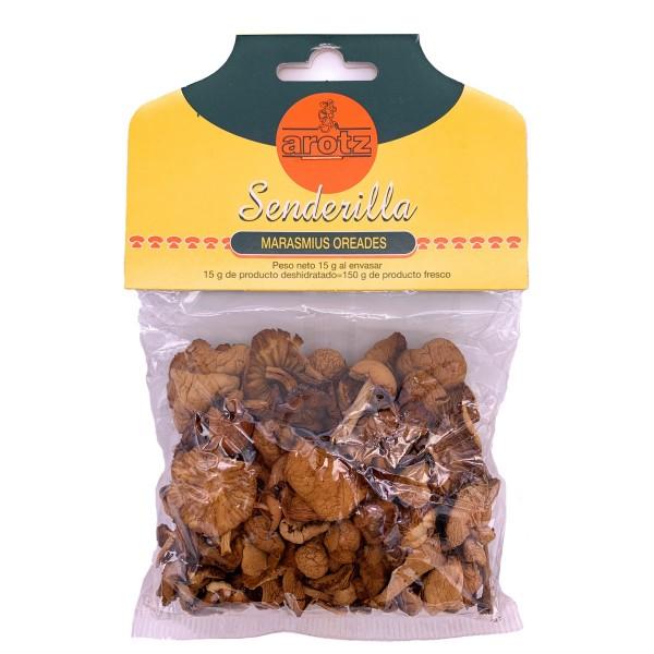 getrocknete Nelken-Schwindling Pilze - Speisepilze der Spitzenklasse aus Spanien - in Scheiben- 15 g