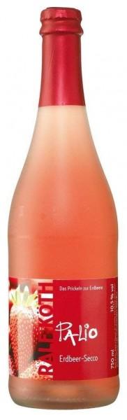 Palio - Erdbeer 0,75l - Fruchtiger Perlwein - Prämiert aus Deutschland
