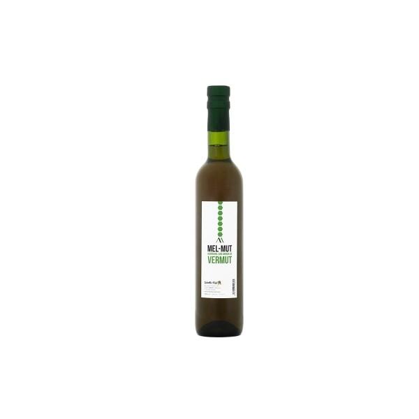 Blütenhonigmet - Honigwein mit Wermut aus Spanien-Premium Qualität-500 ml