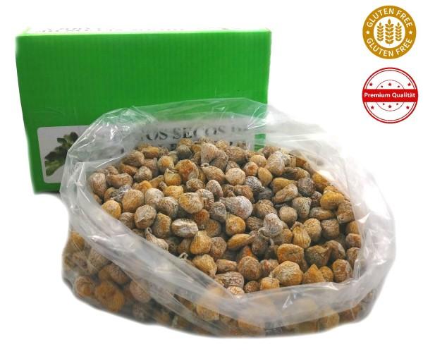 Getrocknete Feigen aus Spanien - Premiumqualität - 100 % natürlich - Glutenfrei - 5 Kg Karton