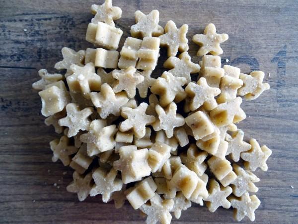 Hunde Softies - 5x Kartoffel-Softies Büffel 200g - Leckerlies für Hunde - Glutenfreier Hunde Snack
