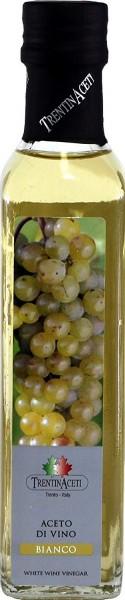Weißweinessig - Weißwein Essig aus Italien - TrentinAcetia - 250 ml - Aceto di vino bianco