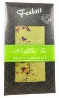 Matcha Tee Schokolade 1x 100g - Fenkart Schokoladengenuss - Edelvollmichschokolade 33%