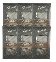Kakaobohnenstücke Schokolade 6x 100g - Fenkart Schokoladengenuss - Edelbitterschokolade 70%