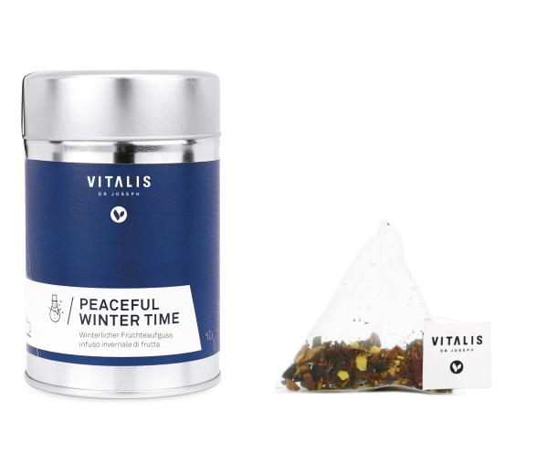 Vitalis - Peaceful Winter Time 42g Tea - Tee von Vitalis Dr. Joseph - Früchteaufguss