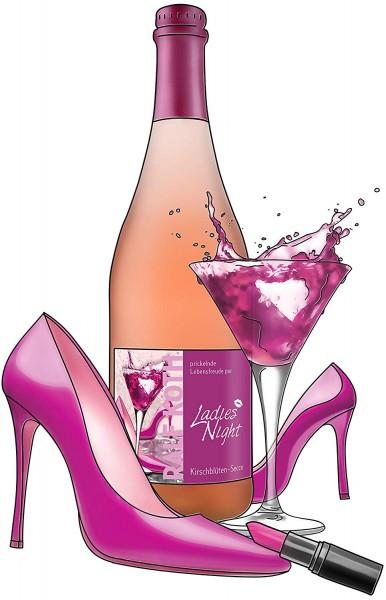 Palio - Ladies Night Kirschblüten Secco 0,75l - Fruchtiger Perlwein